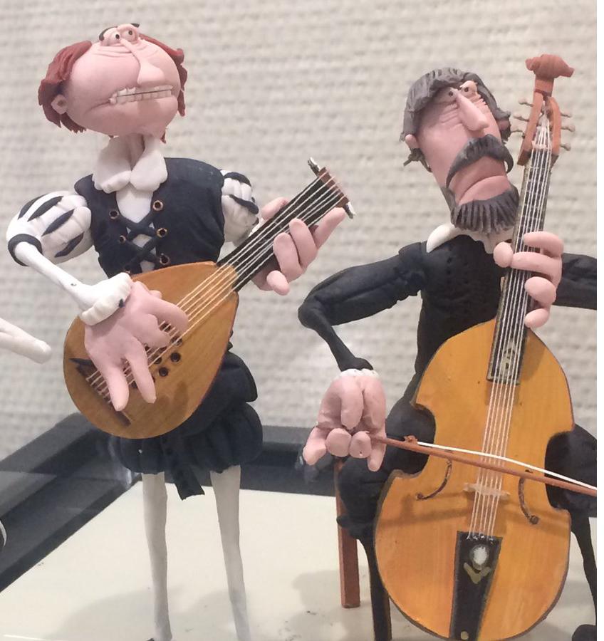 Plastihistoria de la Música