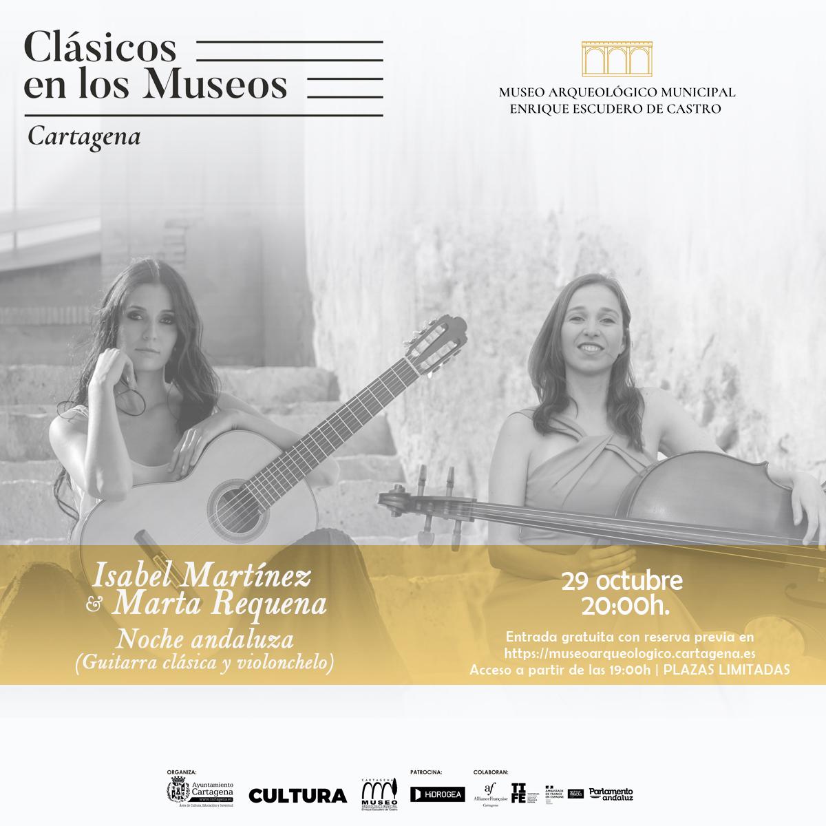 Recital Isabel Martínez y Marta Requena
