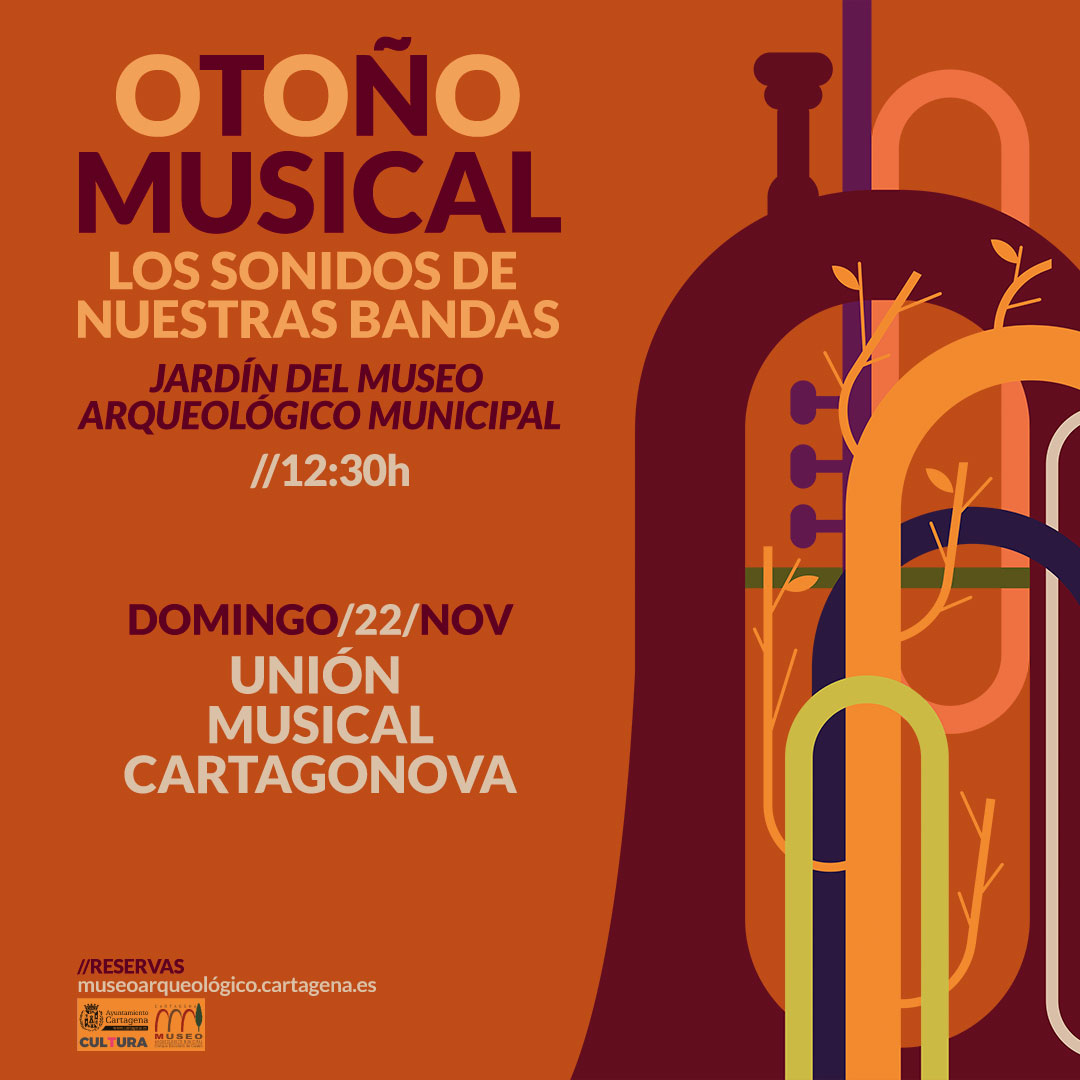Cartel Unión Musical Cartagonova