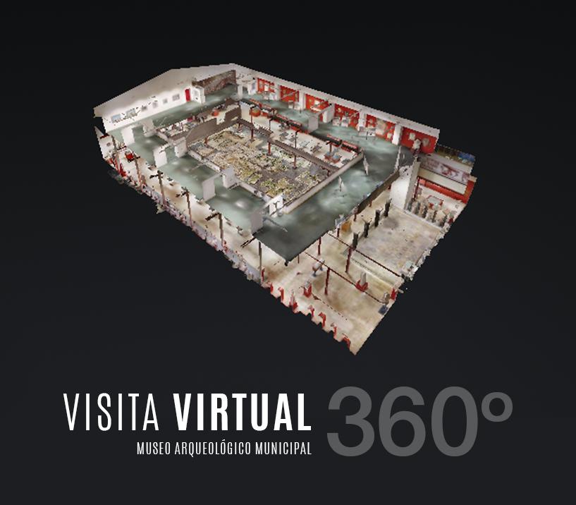 Visita Virtual Museo Arqueológico Municipal